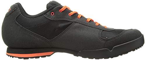 Zapatos Black para Hombre de Multicolor Rumble Glowing MTB Montaña de Red Bicicleta Giro 000 VR qpSP8zcxt