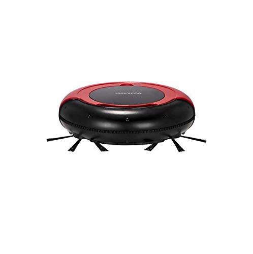 Multilaser HO041 - Aspirador de Pó Robô Varre + Aspira + Passa Pano Bivolt com 30W e Bateria Recarregável, Vermelho…