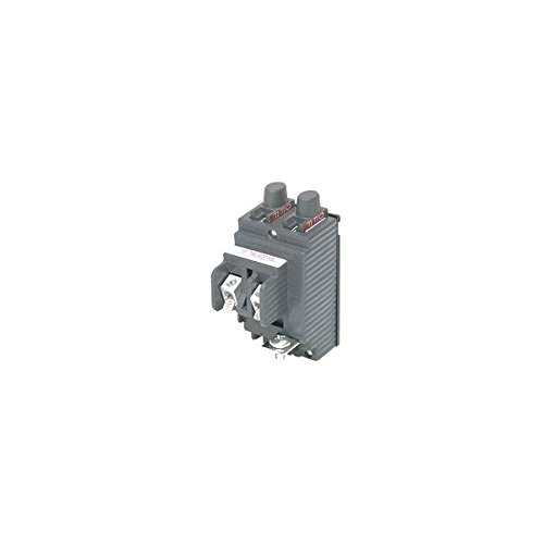 Connecticut Electric VPKUBIP2020 20/20 Amp Single Pole Twin Pushmatic Circuit Breaker by Connecticut Electric