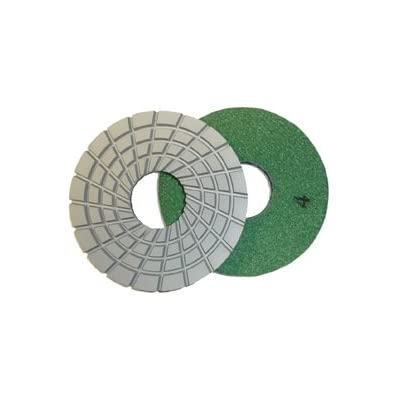 Toolocity CPP05P4 5-Inch Con-Shine Dry/Wet Diamond Polishing Pad 5-Step Number 4: Home Improvement