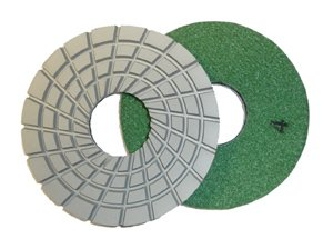 Toolocity CPP05SET 5-Inch Con-Shine Dry/Wet Diamond Polishing Pad for Concrete Set of 5 by Toolocity (Image #4)