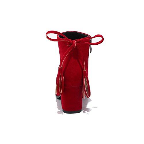 Sandali Balamasaabl10648 Con 35 Rosso Zeppa Eu Donna red gBdqTw