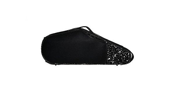Amazon.com: ESTUCHE SAXOFON TENOR - Bags (30607) Todofibra (Mochila y Asa con Compartimientos) Negro: Musical Instruments