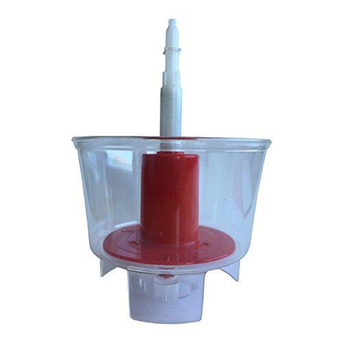 Aparato para esterilizar botellas