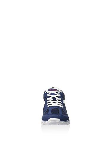 Scuro 5 Diadora 5 Hawk 9 44 Sneaker Uk Eu bianco Blu wwZIqAzS