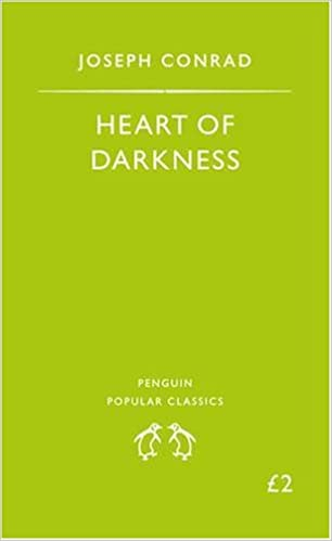 Heart Of Darkness Amazon Co Uk Joseph Conrad 9780140620481 Books