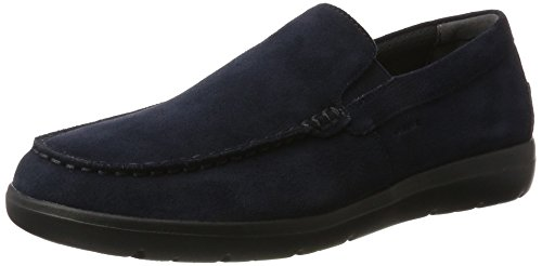 Geox Hombres Search 2 Slip-on Loafer Navy