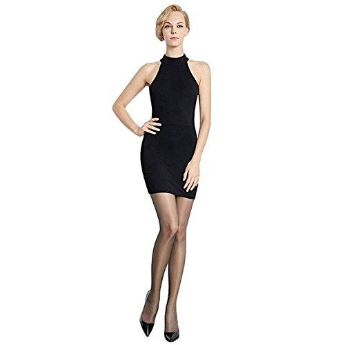 Womens thigh high stockings 10 Den Silk stockings - Size 10 Silk Panties