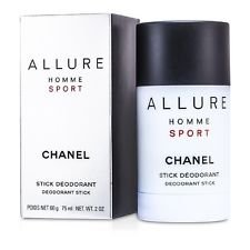 C h a n e l Allure Homme Sport Deodorant Stick For Men 2o...