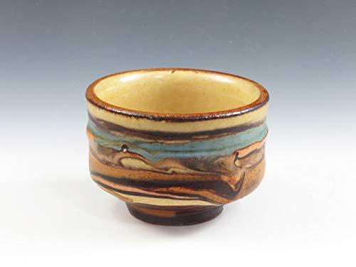 Japanese Pottery Sake Cup (Fushina-Yaki) by Fujina-Yaki (Image #1)