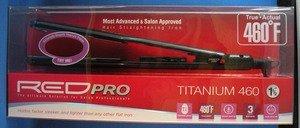 RED Pro Titanium 460 1-1/2 Inches Flat Iron