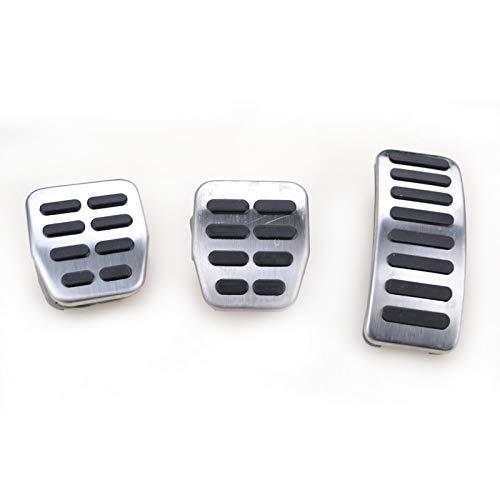 Amazon.com: AUTOXBERT Car Foot Pedal Interior Clutch Gas Fuel Brake Pad Cover Fits for Seat Arosa Ibiza Cordoba Toledo 1M for Skoda Fabia MK1 MK2 Octavia: ...