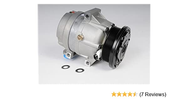 ACDelco 15-21664A New Compressor And Clutch