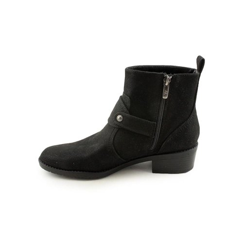 Anne Klein Womens Loyola Boot Black Uxtf3ZE0