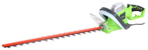 'Greenworks Tools 68cm (27) 700W elektrische Heckenschere mit Drehgriff