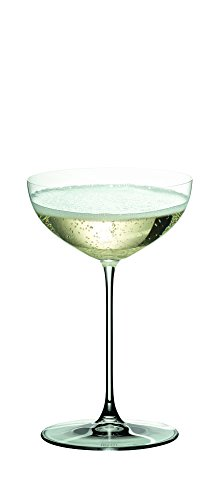 Riedel Veritas Moscato/Coupe/Martini Glass, Pack of 2 by Riedel