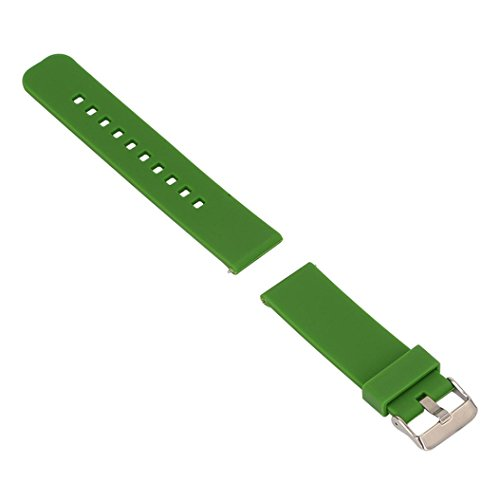 Smart Touch Screen Bluetooth V3.0 Watch Bracelet (Green) - 6