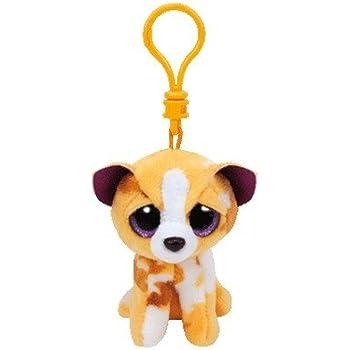 Amazon.com: TY Beanie Boo Plush Pablo – El perro Clip 3 ...