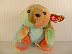 36b25644d17 Image Unavailable. Image not available for. Colour  TY Beanie Baby - SAMMY  the Bear ...