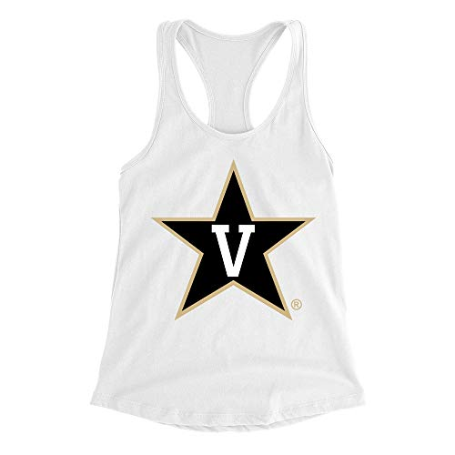 - Official NCAA Vanderbilt University Commodores - RYLVAN06, G.A.1533, WHT, 2XL