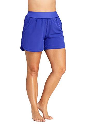 - Lands' End Women's Plus Size Comfort Waist 5