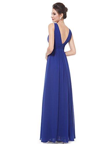 Donna 44 Da Ever Blue Vestito pretty Sapphire pqxwWF6gTZ