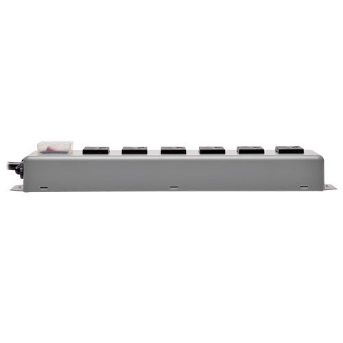 Tripp Lite 6 Outlet Waber Industrial Power Strip, 6ft Cord with 5-15P Plug (6SP)