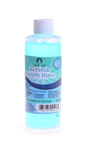 arkle Fresh Latex Free Alcohol Free Mouthwash, 2 oz (Pack of 96) ()