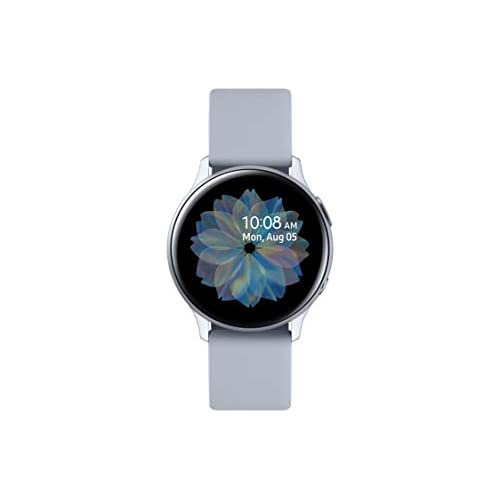 chollos oferta descuentos barato Samsung Galaxy Watch Active2 Smartwatch Bluetooth Plata 44 mm