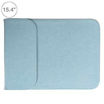 Universal Bolsa de Ordenador portátil de Nylon de 15,4 Pulgadas PU + Estuche portátil