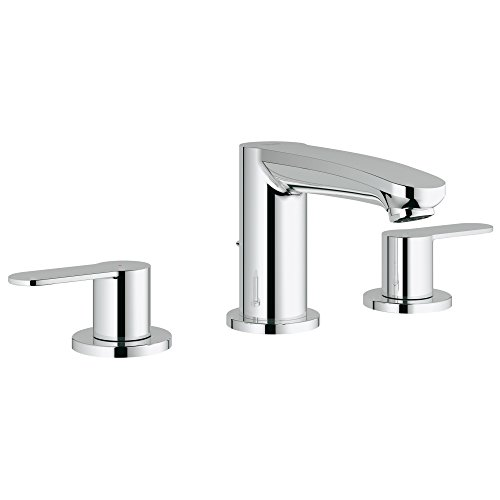 Grohe Eurostyle Cosmopolitan 8 in. Widespread 2-Handle Lo...