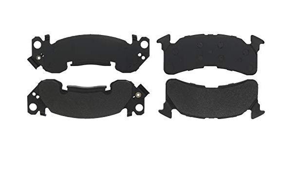 Raybestos PGD153M Professional Grade Semi-Metallic Disc Brake Pad Set