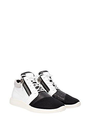 Giuseppe Sneakers Uomo RM6127SINGLEGNERO EU Nero Zanotti rSfF1wqr