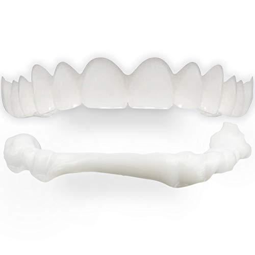 Denture Fake Teeth Veneer Dental, Veneers Snap in