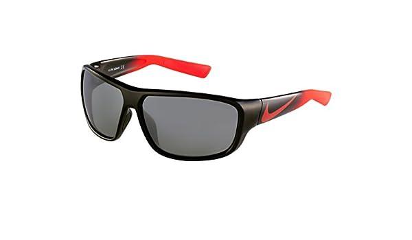 Gafas De Sol De Mercurial En Negro & Roja Evo781 Nike 65 006 ...