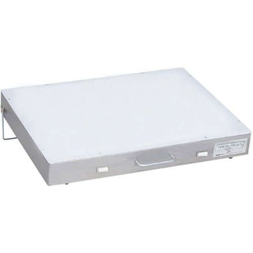 Gagne 24366C Porta Trace 24in. x 36in. 6-Lamp Light Box Stainless (Color Corrected Light Box)