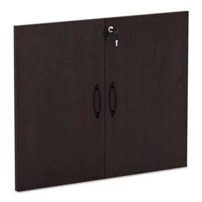 "Alera ALE Valencia Series Cabinet Door Kit For All Bookcases, 31 1/4"" Wide, Mahogany"