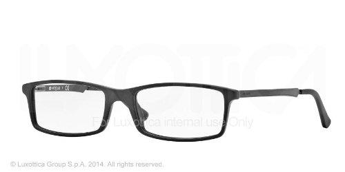 fea3a90be93 Vogue Brille VO 2867 W44S Gr. 54 in der Farbe matte black / matt schwarz:  Amazon.de: Bekleidung