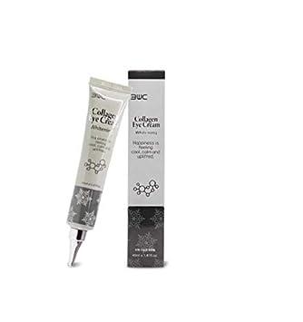 Amazon Com 1 Korean Eye Cream For Dark Circles Collagen Eye