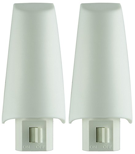 Lights By Night Incandescent Night Light Plug-In Soft White (2-Pack) ()