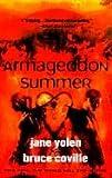 Armageddon Summer, Jane Yolen, 0613195051
