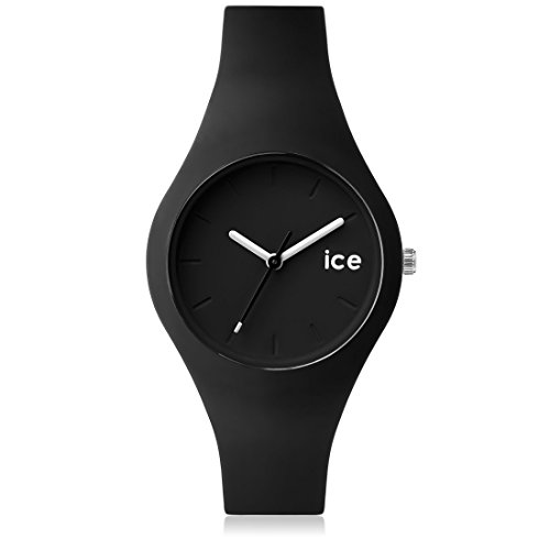 Ice-Watch - ICE - Black / White - Small (38mm) watch - ICE.BK.S.S.14