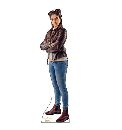 Advanced Graphics Yasmin Khan Life Size Cardboard Cutout Standup - Doctor Who: Series - Yasmin Accent