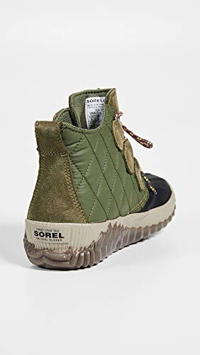 SOREL Hiker n Plus About Boots Women's Out Green 4rYq4P