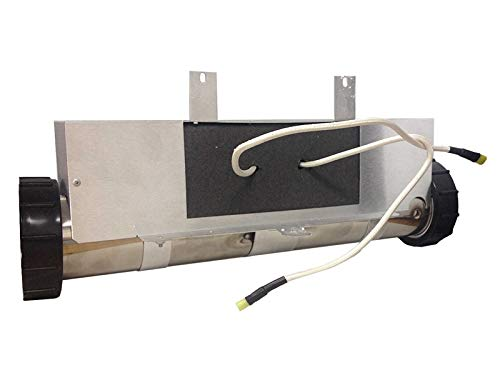 Hydro Quip Heater Assembly: 4.0Kw 240V 3