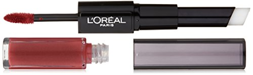 L'Oréal Paris Infallible Pro Last 2 Step Lipstick, Cherry Noir, 1 fl. oz.