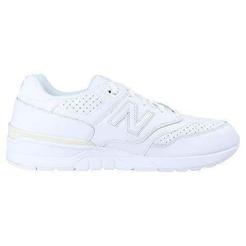 Balance New Blanc 597 Homme Blanc Running PqwvwxdA