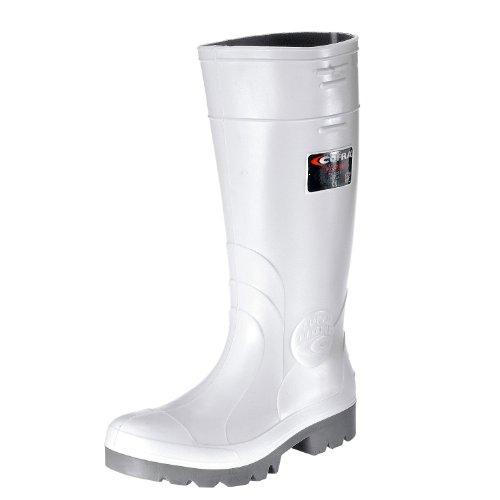 Cofra 00010-005.W44 Galaxy S5 Chaussure de sécurité Taille 44 Blanc