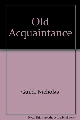 old acquaintance - 7