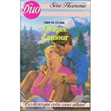 Orages d'amour (Duo)